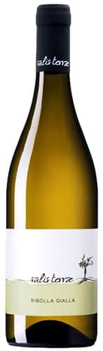 SALIS TERRAE Vino Bianco RIBOLLA GIALLA DOC COF BOTT. 75 CL - IMBALLO DA 6 BOTTIGLIE DA 75 CL