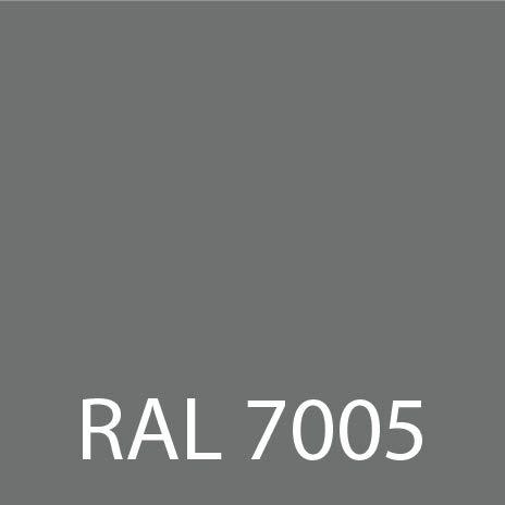 UPOL RAPTOR Pick Up Transportflächen Fahrzeug Beschichtung 948ml + 100ml Acryl Lack zum einfärben (RAL 7005 Mausgrau)