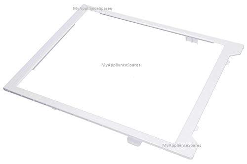 Genuine Samsung DA9712994A Upper Freezer Shelf Assembly Glass