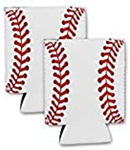 Daisy Lane Baseball Coach Gift Idea for Men, Baseball Lover Present - Set of 2