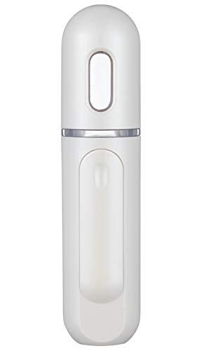 【2020年人気】UMIHOS ハンディミスト 補水美容器 携帯ミスト 水素水ミスト 携帯加湿器 充電式 スマホ充電可能 噴霧式 補水 美肌キープ 保湿 人気 旅行 家庭 オフィス 乾燥対策 日本語説明書付き (白)…