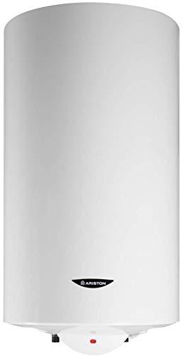 Ariston Pro B Termo Electrico 200 litros | Calentador de Agua Vertical, Resistencia Blindada – Altos Litrajes, Máxima Durabilidad