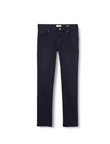 Scotch & Soda Shrunk Jungen Skinny Stretch Jeans, Blau (Night 0002), 152 (Herstellergröße: 12)