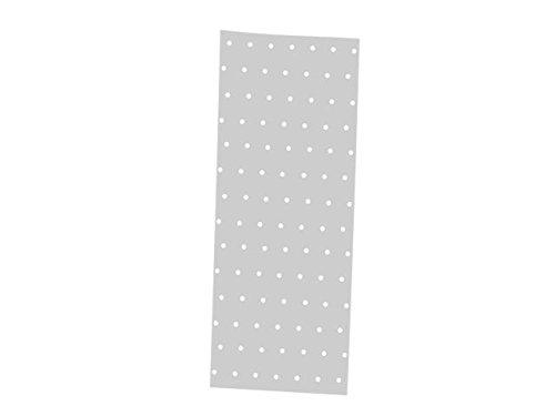 Lote de 100 Bolsas Celofán Transparentes con Lunares Blancos. Complementos. Detalles de Bodas, Bautizos, Comuniones y Eventos. 15 x 40 cm