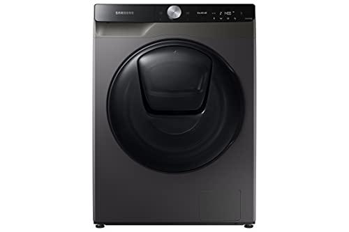 Samsung WD90T754ABX/S2 - Secadora de lavado (9 + 6 kg, eficiencia energética: B/E (W/W+D), 1400 rpm, opción QuickDrive, espuma, AddWash, WiFi, AirWash, SuperSpeed 39 min, clase de ruido A)