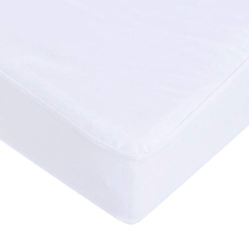 UMI. Essentials Protector de colchón Impermeable y Transpirable,...