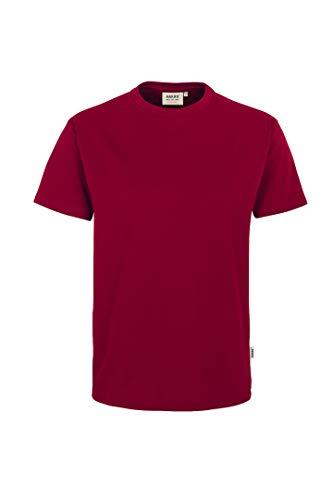 """HAKRO HAKRO T-Shirt """"Performance"""" - 281 - weinrot - Größe: 3XL"""