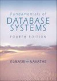 Fundamentals Of Database Systems, 4/E New Edition