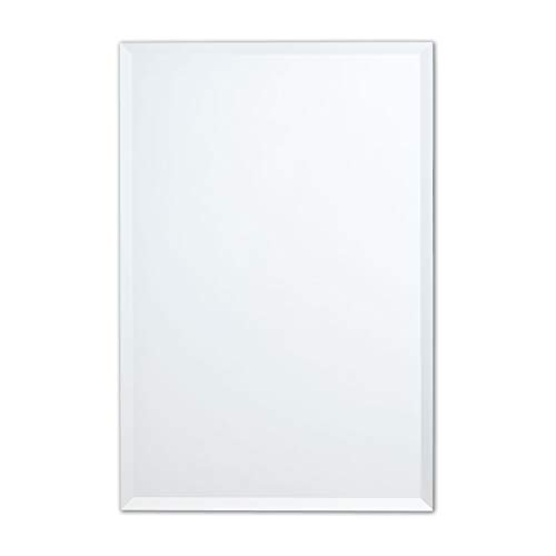 Batthroom Wall Frameless Mirror*