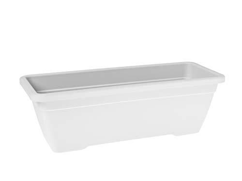 Artevasi Venezia Fioriera 60 cm Bianco