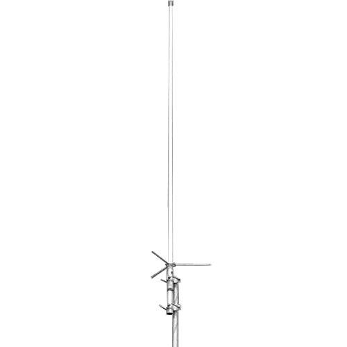 "Comet Original GP-3 Dual Band 146/446 MHz Heavy-Duty Fiberglass Vertical Base Antenna - 5' 11"", SO-239 Connector"