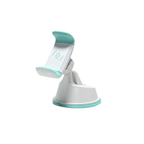 Soporte MóVil Coche Tenedor de teléfono de la rotación de 360 soporte para teléfono móvil soportes de teléfono móvil sin deslizamiento Vent de ventilación Multifunción Tenedores de teléfono para tel