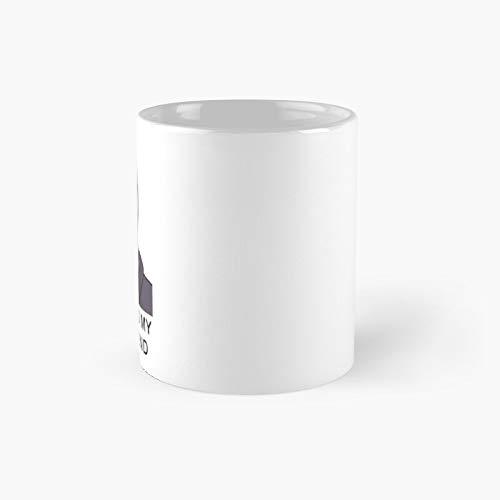 Tomoe Is My Boyfriend Classic Mug - 11 Ounce For Coffee, Tea, Chocolate Or Latte.