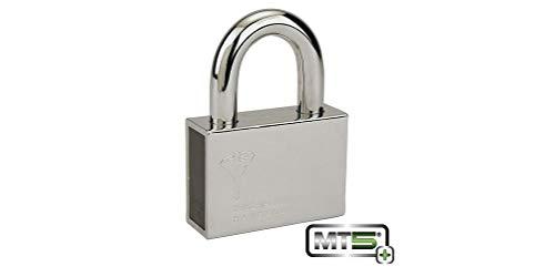 Mul-t-lock MT5+ #08 C-Series Padlock - 5/16' Shackle