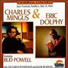 Mingus Charles & Eric by Eric Dolphy (1999-10-19)