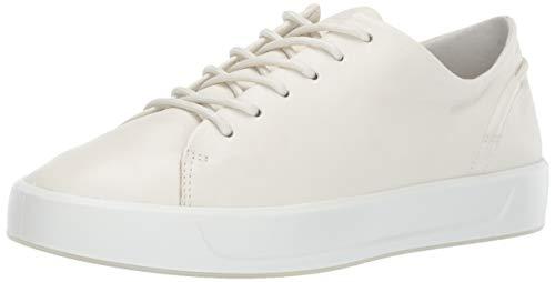 Ecco Damen SOFT8W Sneaker, Beige (Shadow White 1152), 38 EU