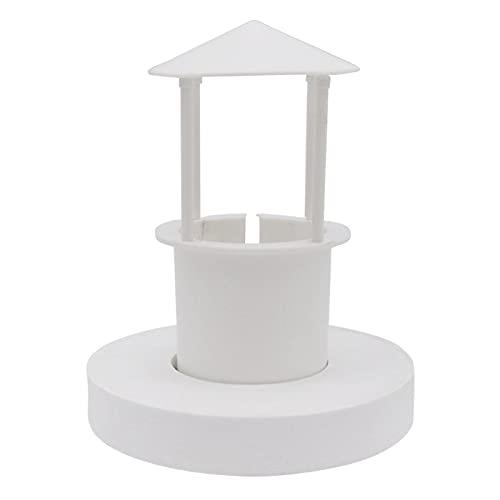Floatable Mini Drijvende Mist Maker LED Licht Drijvende Sproeier Fogger Decoratieve Water Fontein voor Mini Vijver Vis Ta