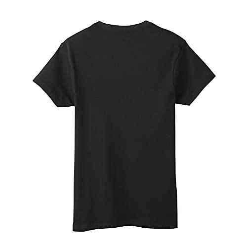 [グンゼ] インナーシャツ YG 綿100% クルーネック半袖 YV0013N メンズ ブラック 日本M (日本サイズM相当)