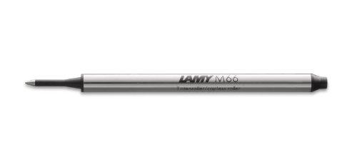 Lamy: Rollerball-Großraummine M66: Farbe: schwarz, Strichbreite: BREIT, 4er-Set