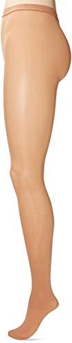 Danskin Damen Strumpfhose, besonders weich, Mikrofaser, Damen, Klassischer Leichter Toast, D