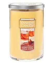 Honeycrisp Apple Cider Large Tumbler Candle,Fresh Scent