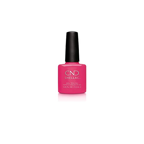 CND Shellac Pink Bikini Gel Polish, 0.25 fl. oz.