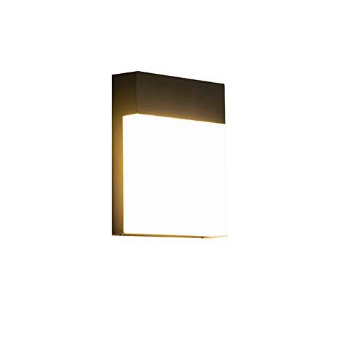 Industriële wandlamp hanglampen buitenwandlamp Moderne minimalistische waterdichte balkontrapverlichting buitenplaats gang plafondlamp
