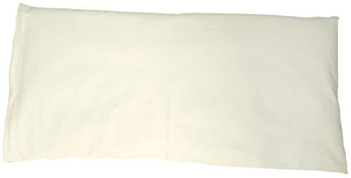 Buchweizen Kissen Kopfkissen mit Bio-Füllung (75x36 cm)