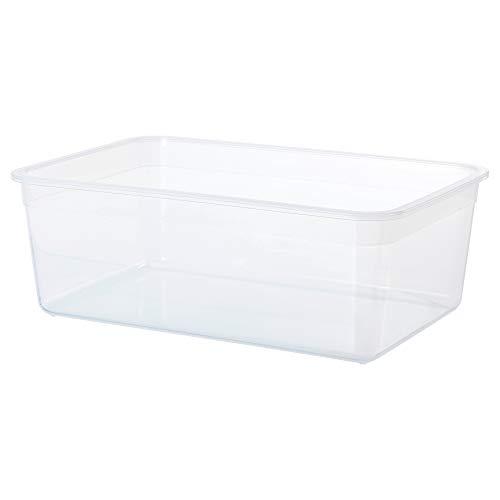 IKEA 365+ Lebensmittelbehälter, groß, rechteckig, Kunststoff