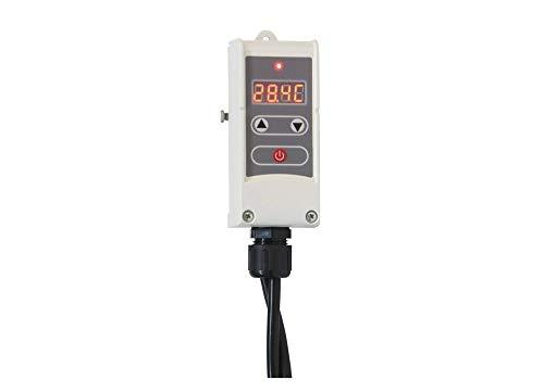 Anlegethermostat ,COMPUTHERM WPR-100 GD , Pumpenregler mit Kontaktsensor