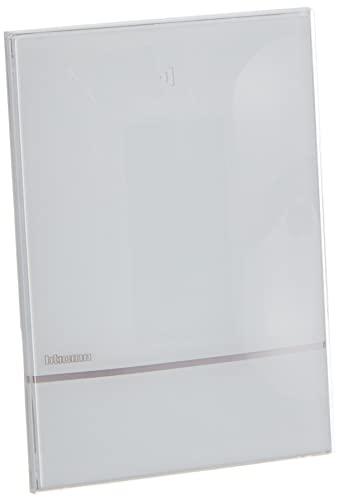 Bticino Termostato WiFi intelligente Smarther2 with Netatmo SXW8002W, da Parete, Bianco