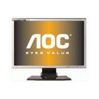AOC 210S Monitor LCD-TFT 22.0'' 1680 x 1050 Silber/Schwarz