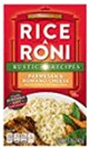 Rice-a-roni Mix Nature's Way Parmesan & Romano Cheese 5OZ (Pack of 24)