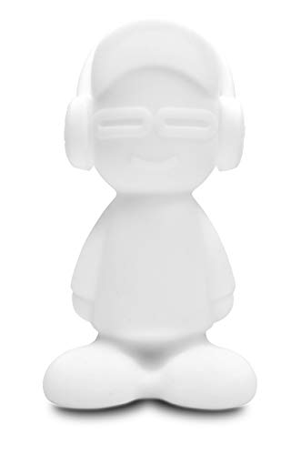 iDance BBL10 draagbare luidspreker, 30 W, wit - draagbare luidspreker (30 W, draadloos en draadloos, ABS, afstandsbediening, Bluetooth, multi, tablet/smartphone)
