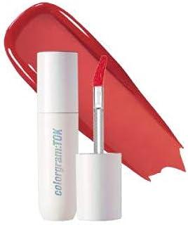 COLORGRAM TOK Glow Pop Tint 4g - IZONE Girlish Makeup K-Pop Beauty, Bead Glossy Long Lasting Moisturizing Lip Stain (#5 To...