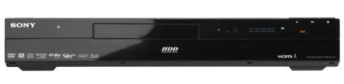 Sony RDR-DC105 Lecteur / Enregistreur DVD Disque dur 160 Go Tuner TNT HDMI USB Noir