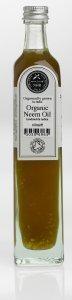 Huile végétale d'huile de Neem Bio (Azadirachta indica) (100ml) by NHR Organic Oils