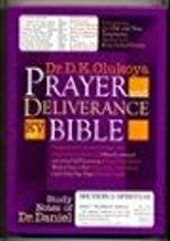 Prayer and Deliverance Bible (pocket Size)