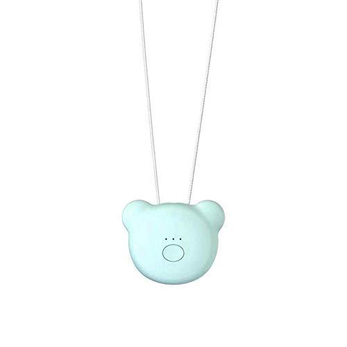 AFF Draagbare mini-ionisator, met negatieve ionen-generator voor effectieve reiniging van het ermerms, stof, virussen, bacteriën, geen straling, lage ruis voor volwassenen en kinderen