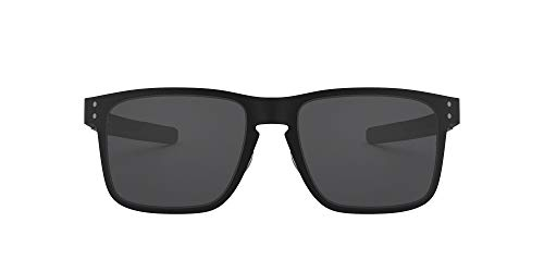 Oakley Men's Holbrook OO9102 Rectangular Sunglasses