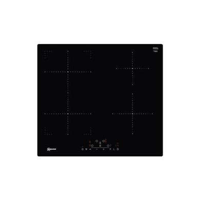 NEFF N70 T46PD53X2 - Placa de inducción (57 cm), color negro