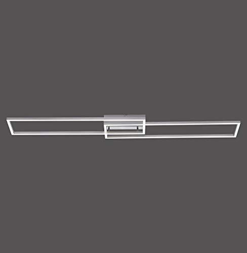LED Design Decken Leuchte Tageslicht FERNBEDIENUNG Wohn Zimmer Lampe dimmbar Leuchten Direkt 14019-55