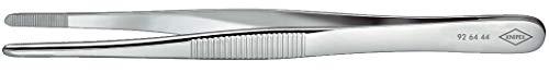 KNIPEX Präzisions-Pinzette stumpfe Form (145 mm) 92 64 44