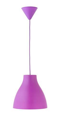 Els Banys 09025242 Lámpara de Techo Pop, Lila
