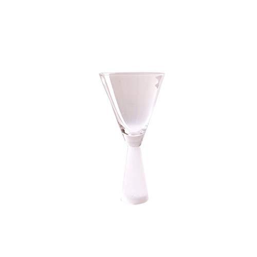 WxberG Copas de cristal champán, para fiestas de boda, tostadas, para Martini, Manhattan, juego de 2 (color: transparente, tamaño: 280 ml)