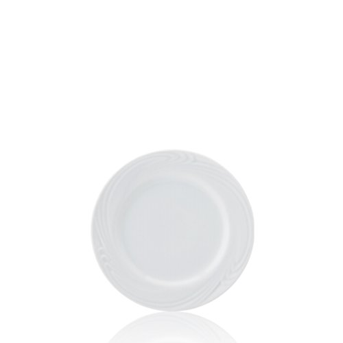 Porcelana Schmidt Professional Quality Waves Bread and Butter Plate 5 7/8' (Sold 36/case)