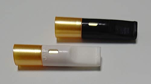 禁煙パイプ!【Dr.Silicone 美味しいパイプ】お得な100本セット:タバコの旨みニコチンを残して、有害成分を大幅にカットしたのでタバコが美味しく吸え、使っている内に段々タバコが我慢できるようになるパイプ!日本製