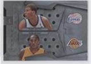 Kobe Bryant; Blake Griffin (Basketball Card) 2009-10 Playoff Contenders - Round Numbers #9