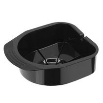 Mr. Coffee 1-Cup Oversized Pod Permanent Brew Basket, Black - Pack of 2