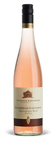 Württemberger Wein Rotenberger Schloßberg Trollinger rosé QW trocken (1 x 0.75 l)